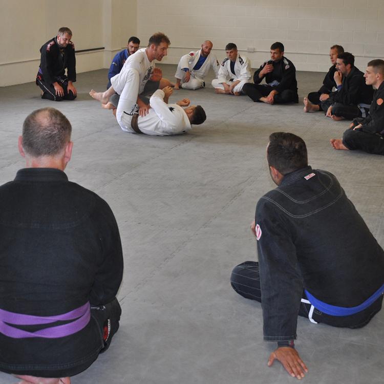 Adult Brazilian Jiu-Jitsu