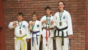 Medalist from Devon BJJ Open