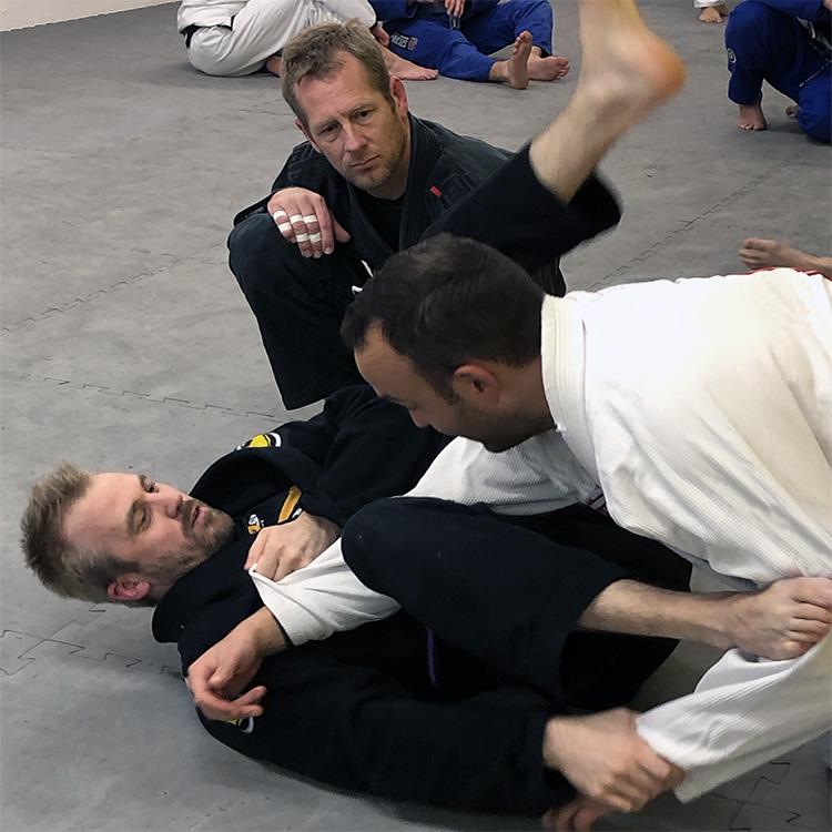 Adult Brazilian Jiu-Jitsu Taunton