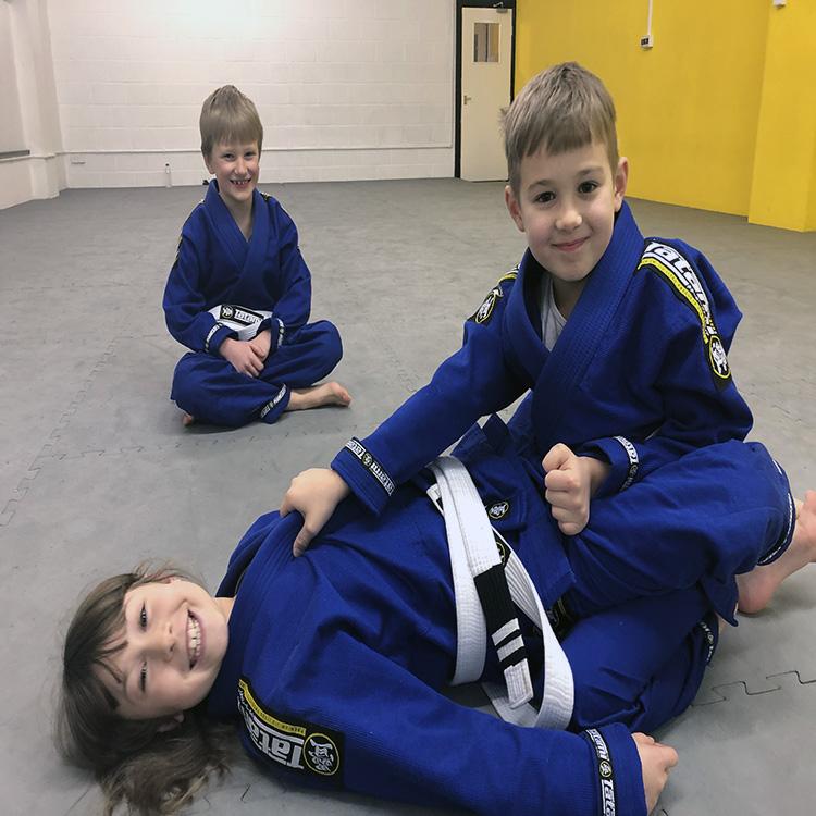 Junior Brazilian Jiu-Jitsu Taunton