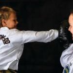 Child Training Martial Arts in Taunton